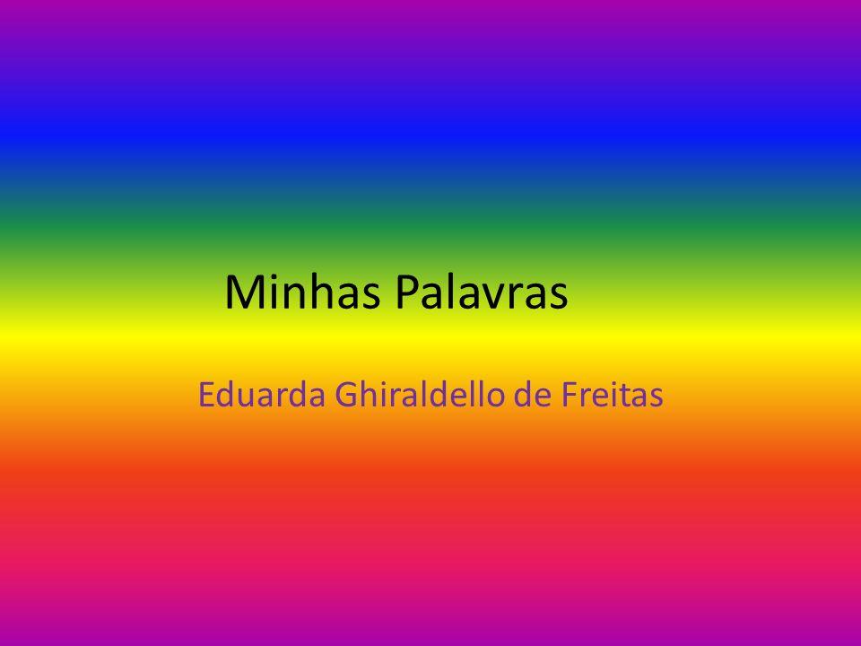 Eduarda Ghiraldello de Freitas