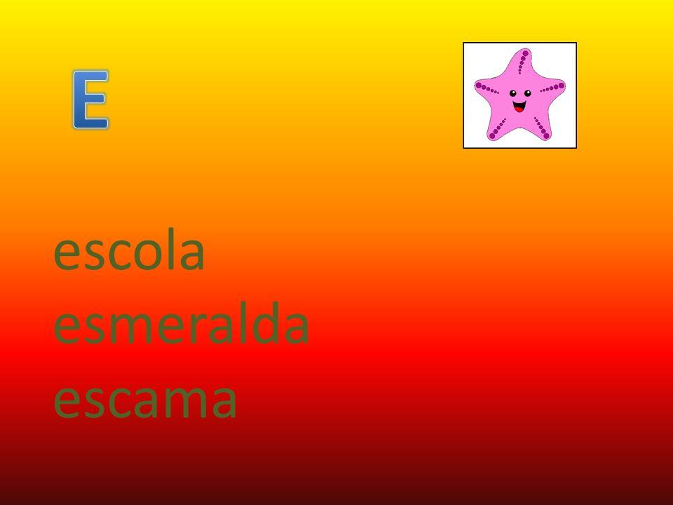 escola esmeralda escama
