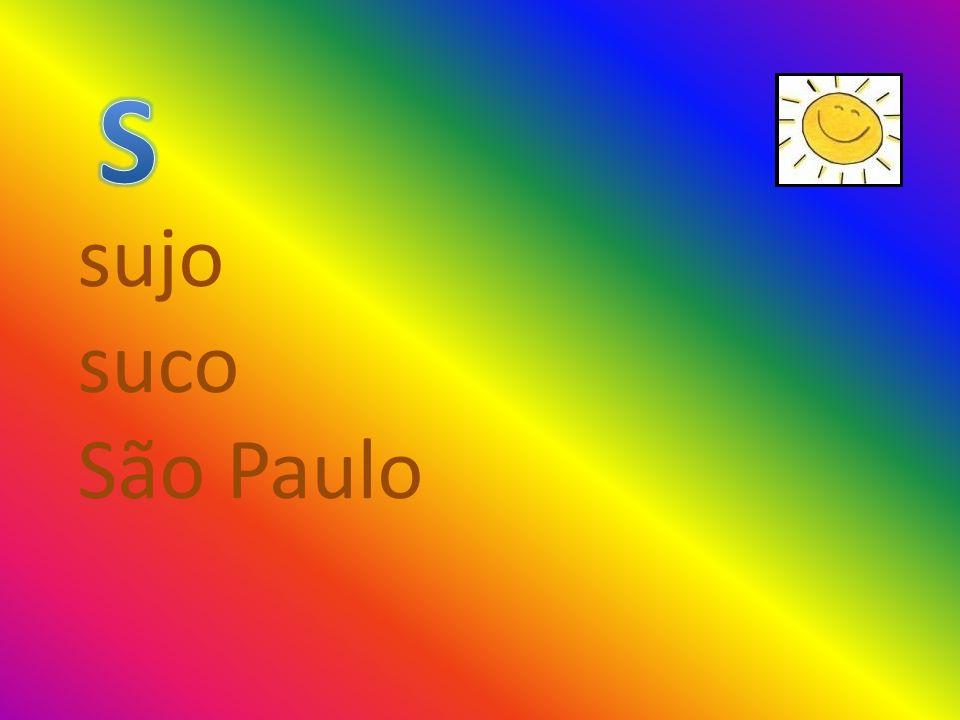 S sujo suco São Paulo