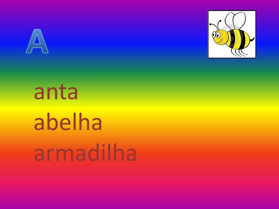 A anta abelha armadilha