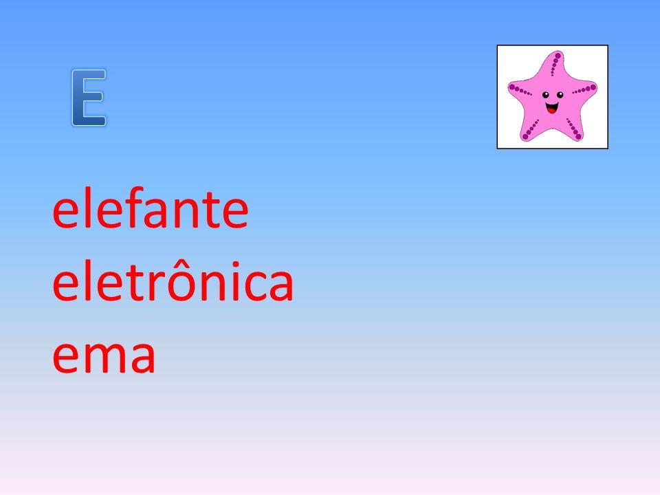 elefante eletrônica ema