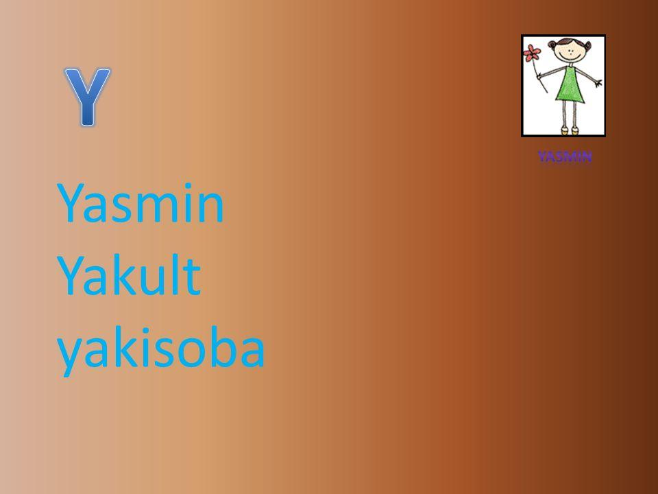 Yasmin Yakult yakisoba