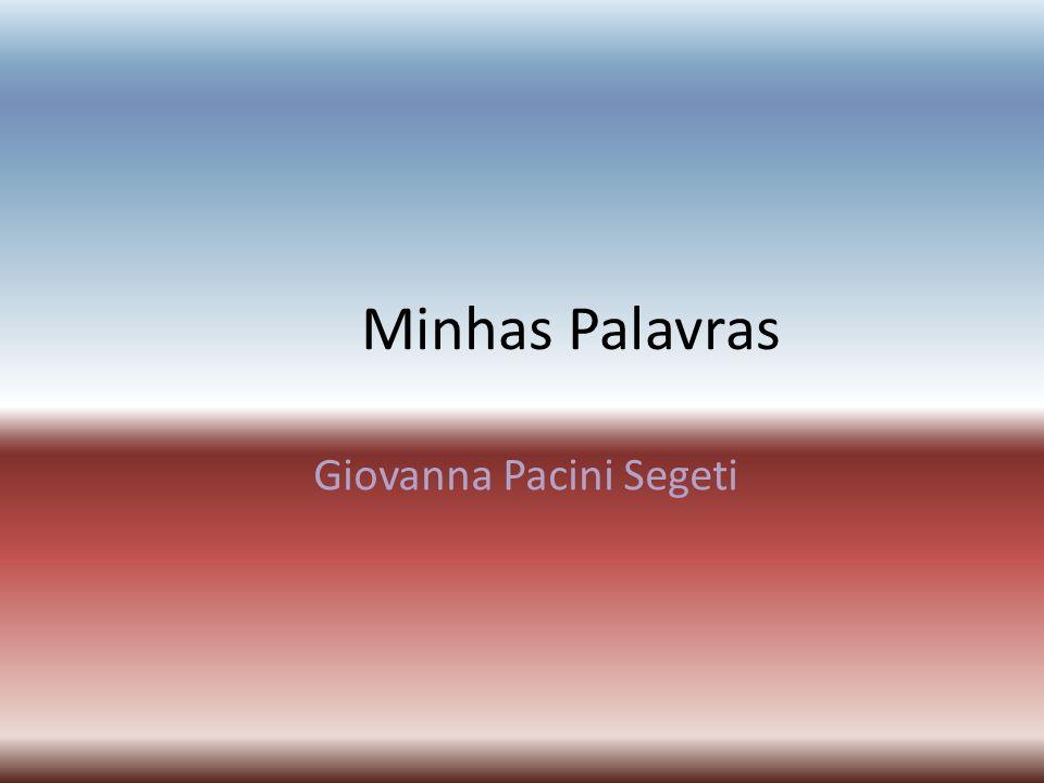 Giovanna Pacini Segeti