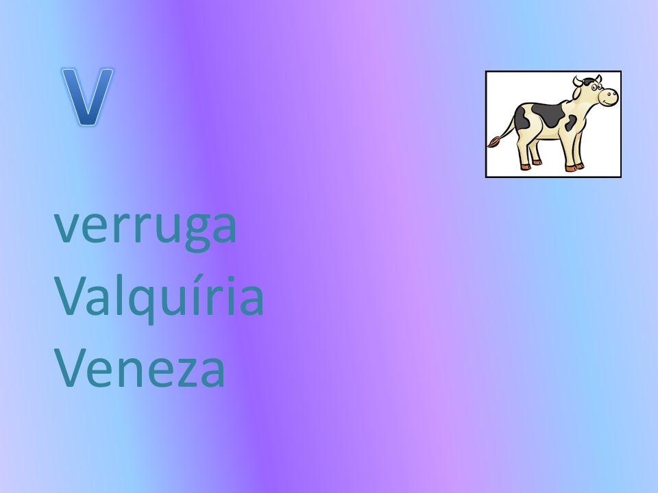 verruga Valquíria Veneza