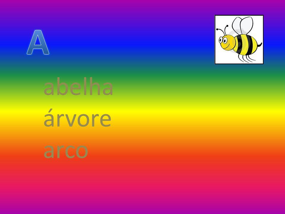 A abelha árvore arco
