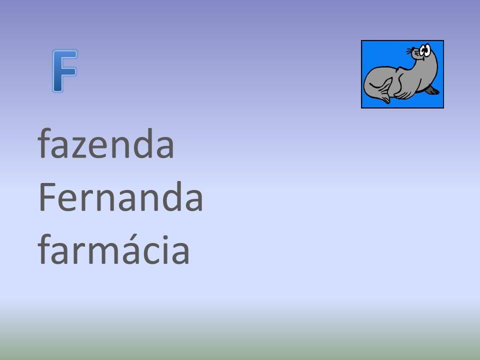 fazenda Fernanda farmácia