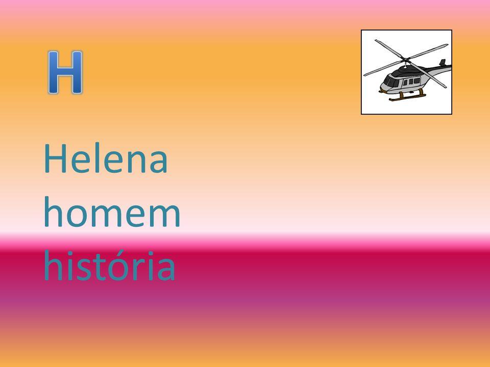 H Helena homem história