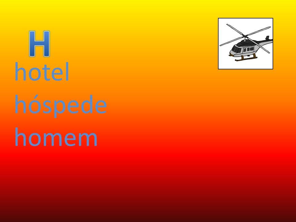 H hotel hóspede homem