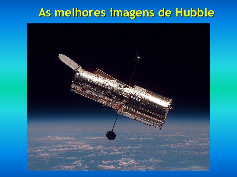 As melhores imagens de Hubble