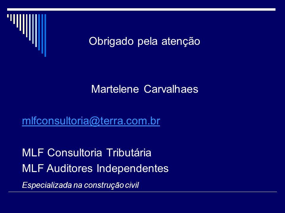 MLF Consultoria Tributária MLF Auditores Independentes