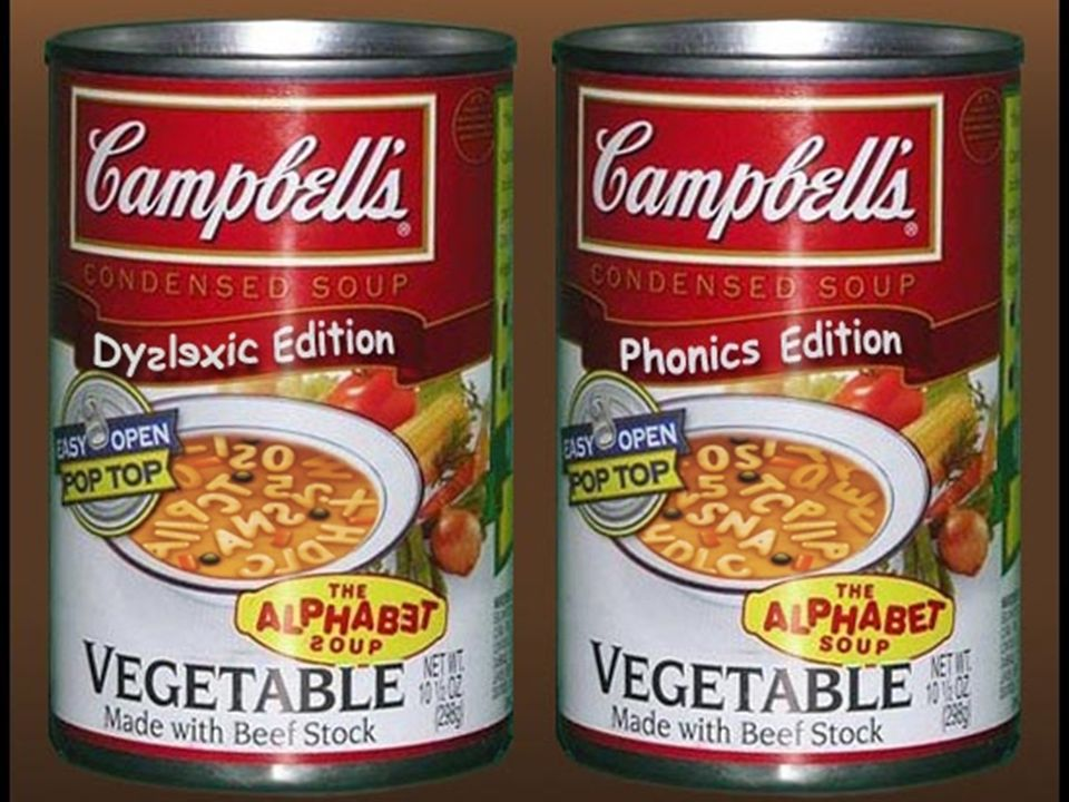 As sopas Campbell's