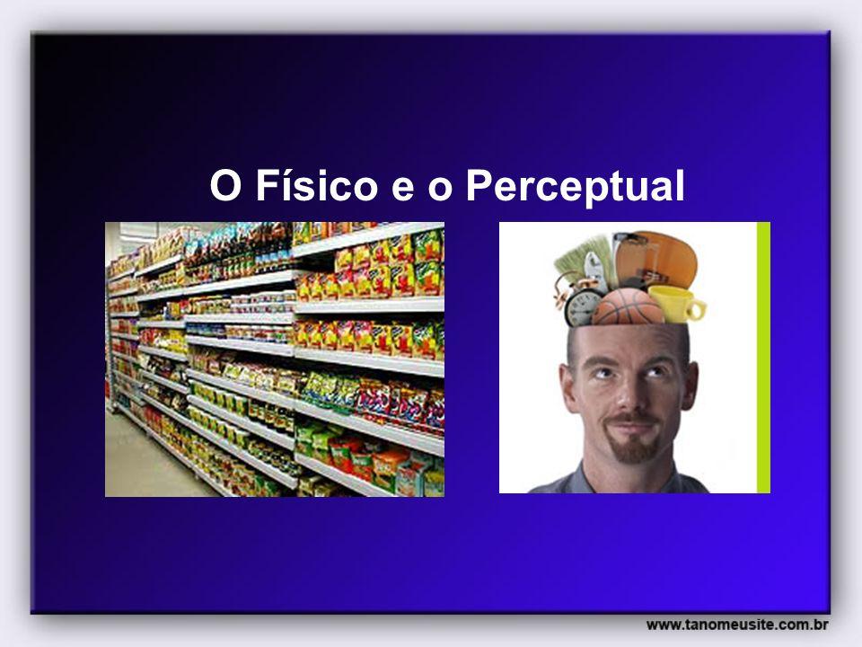 O Físico e o Perceptual