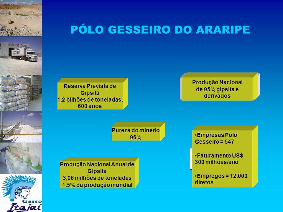 PÓLO GESSEIRO DO ARARIPE