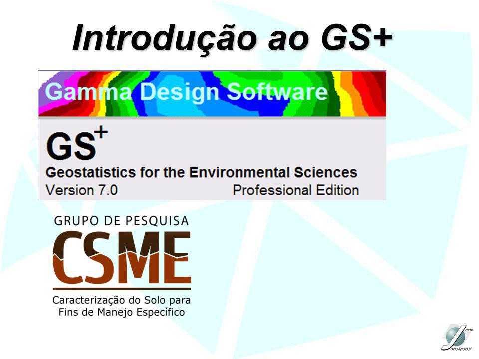 Introdução ao GS+