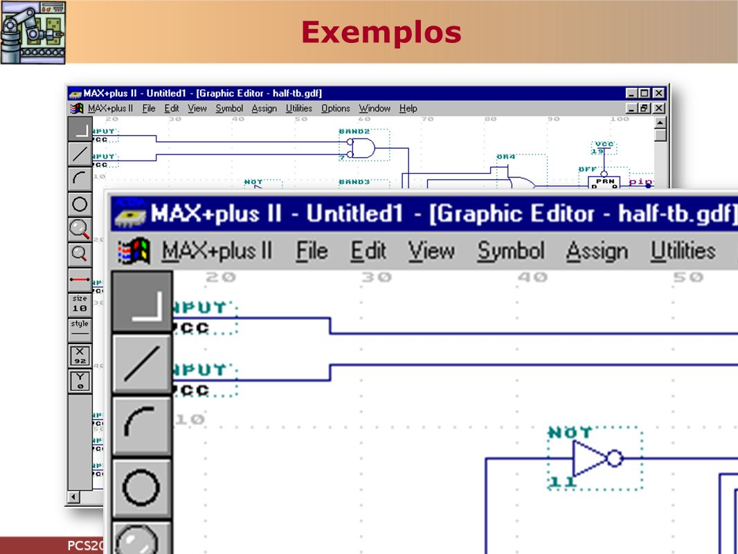 Exemplos Jorge 15 min Maxplus P Spice Multisim