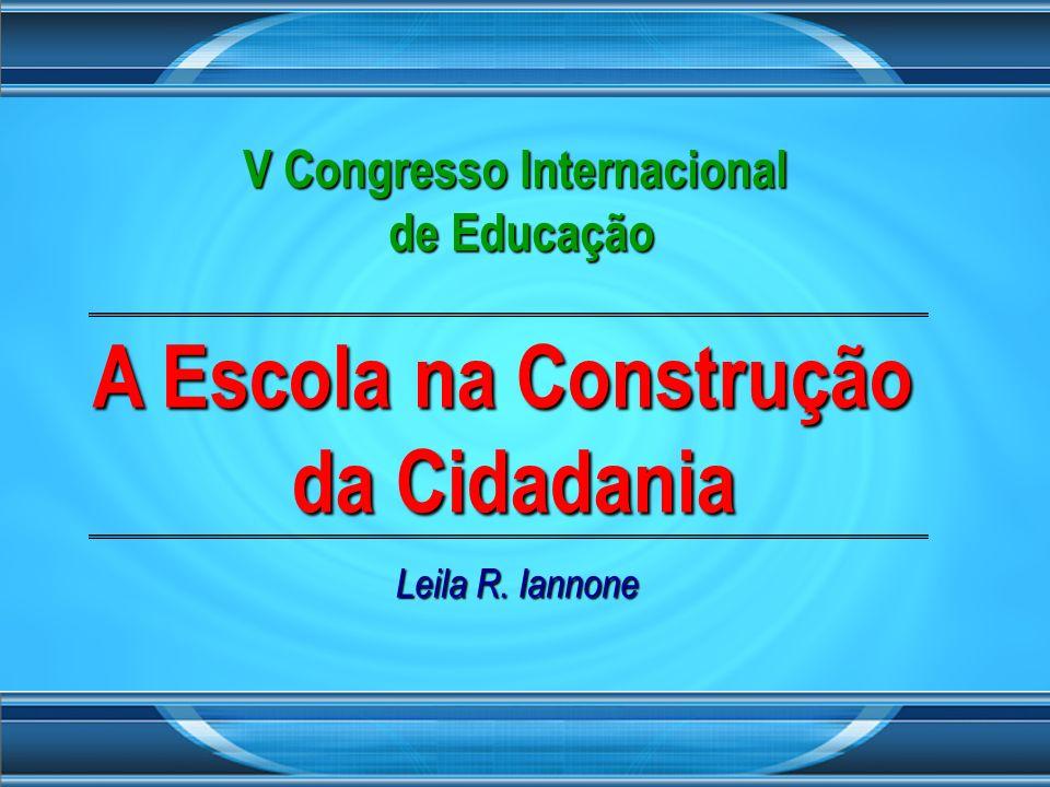 V Congresso Internacional