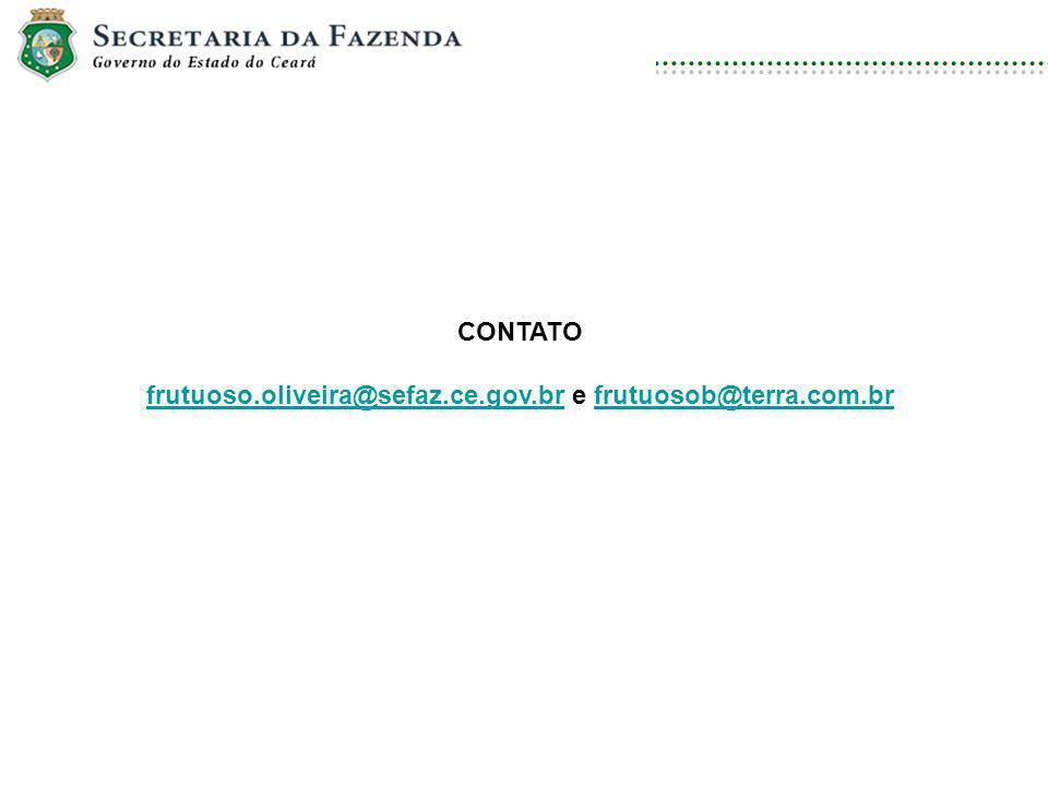 frutuoso.oliveira@sefaz.ce.gov.br e frutuosob@terra.com.br