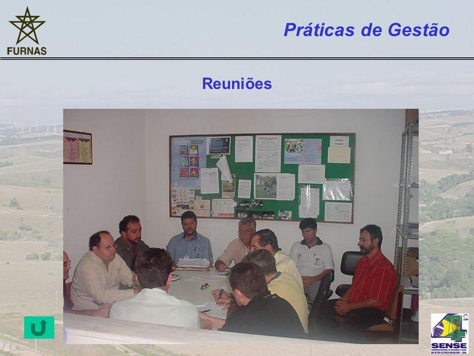 Práticas de Gestão Reuniões