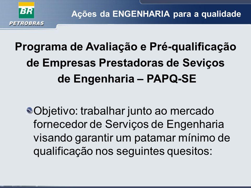 Programa de Avaliação e Pré-qualificação