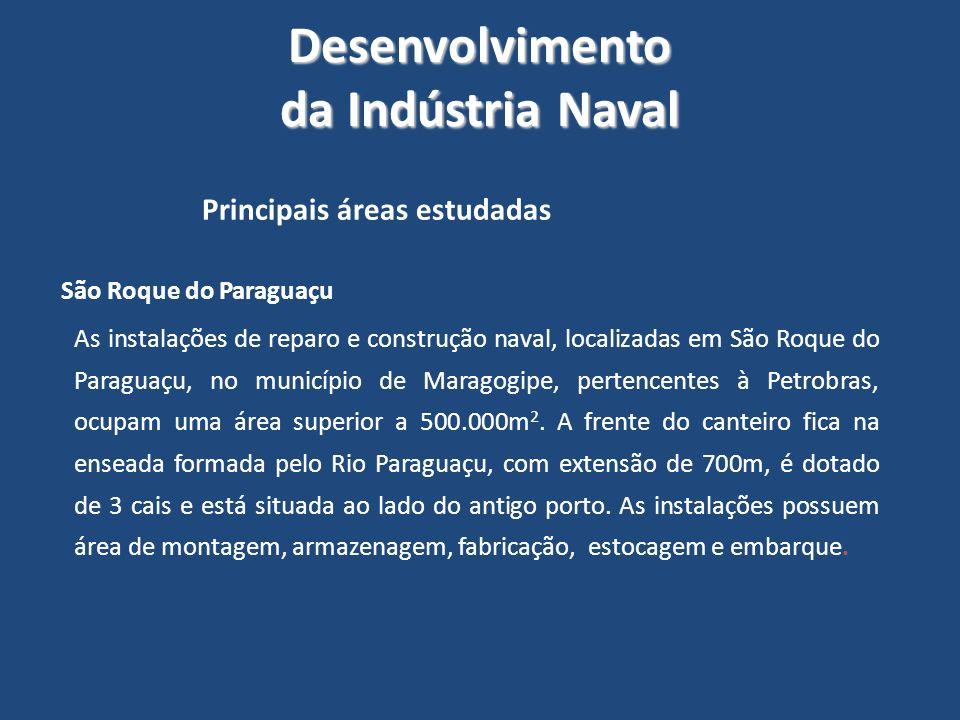 Desenvolvimento da Indústria Naval