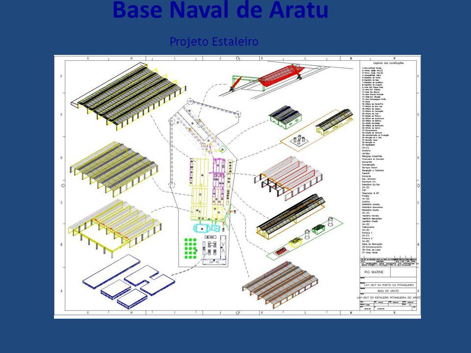Base Naval de Aratu Projeto Estaleiro