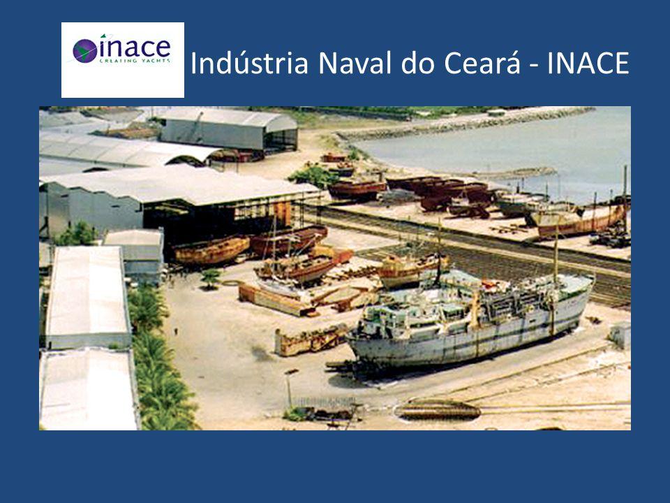 Indústria Naval do Ceará - INACE