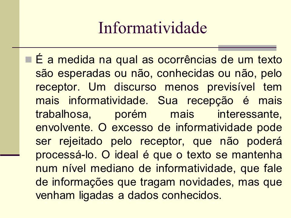 Informatividade