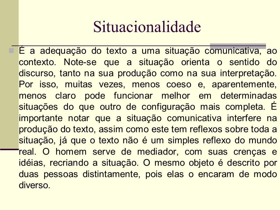 Situacionalidade