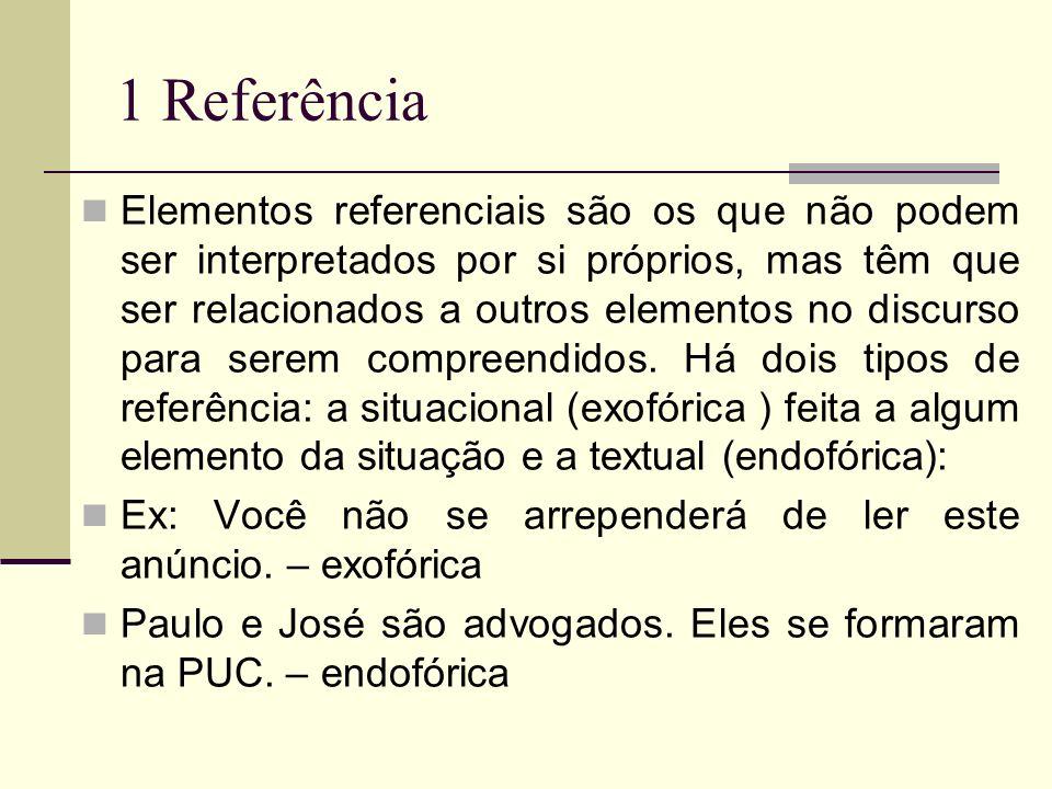 1 Referência