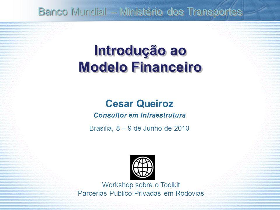 Introdução ao Modelo Financeiro
