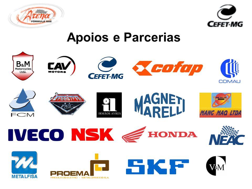 Apoios e Parcerias Logos patrocinios
