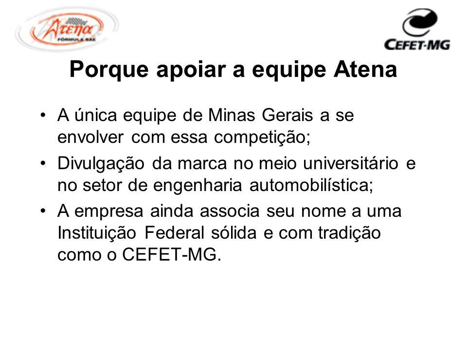 Porque apoiar a equipe Atena