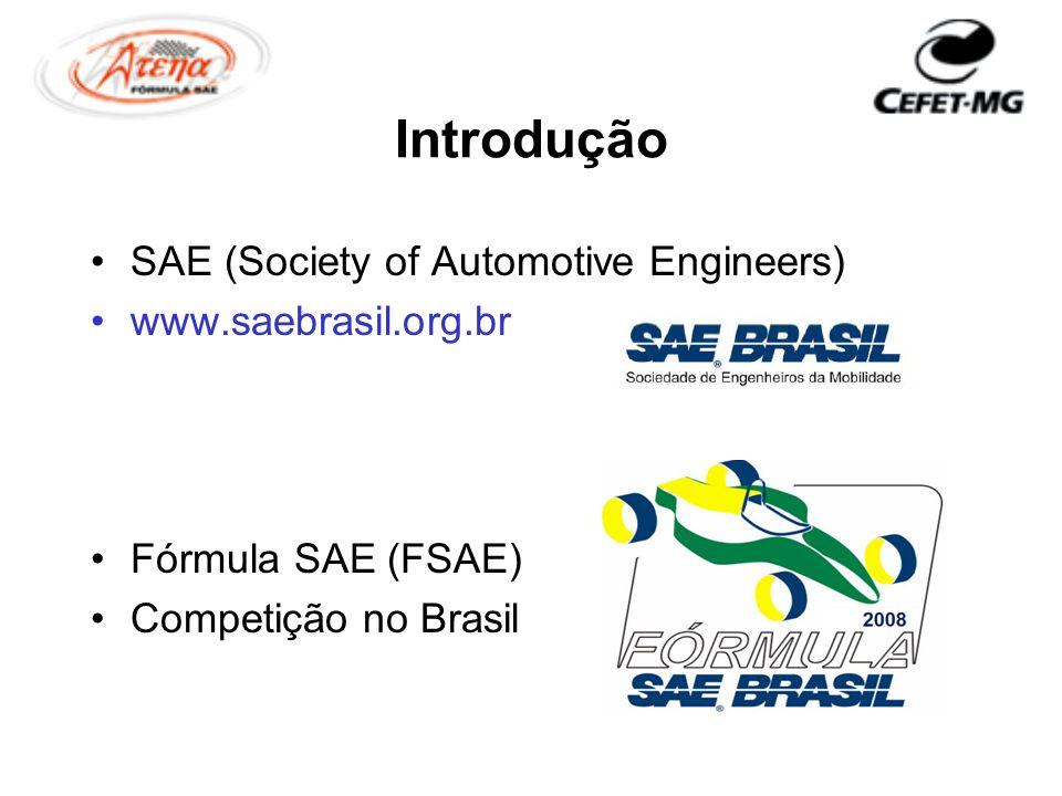 Introdução SAE (Society of Automotive Engineers) www.saebrasil.org.br