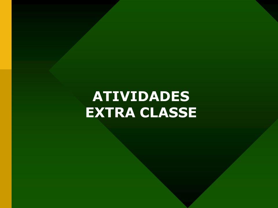 ATIVIDADES EXTRA CLASSE