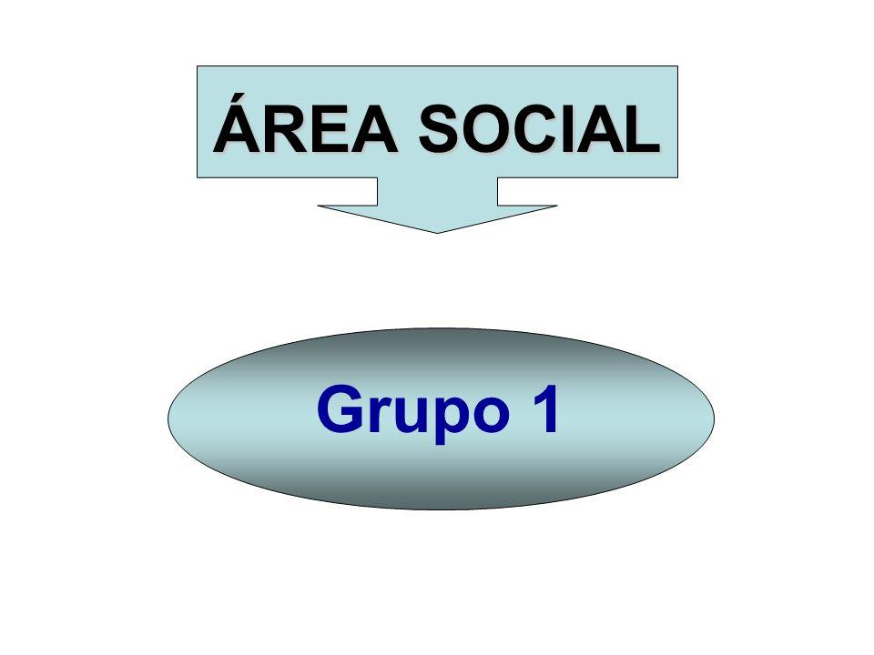 ÁREA SOCIAL Grupo 1