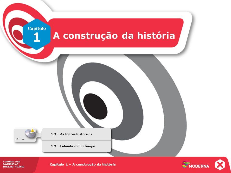 1 A construção da história Capítulo