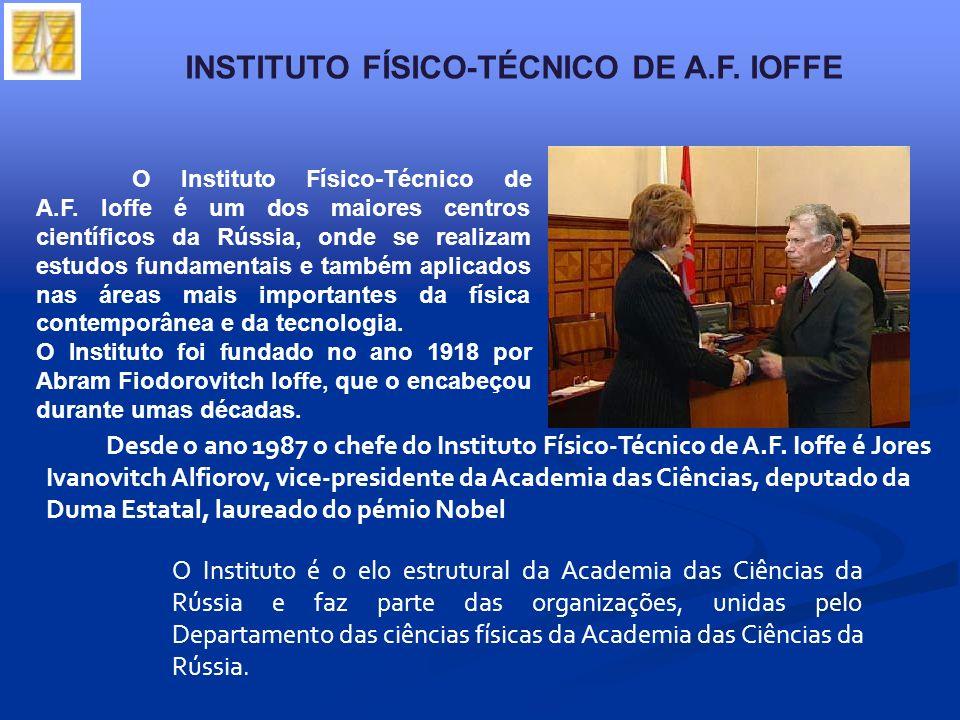 Instituto Físico-Técnico de A.F. Ioffe