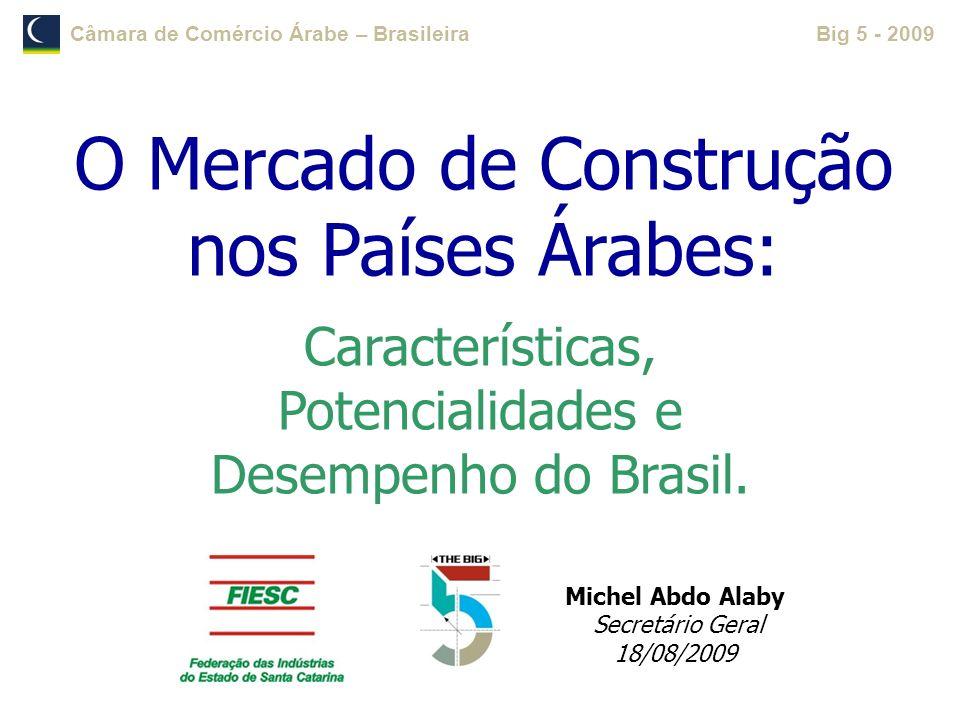 O Mercado de Construção nos Países Árabes:
