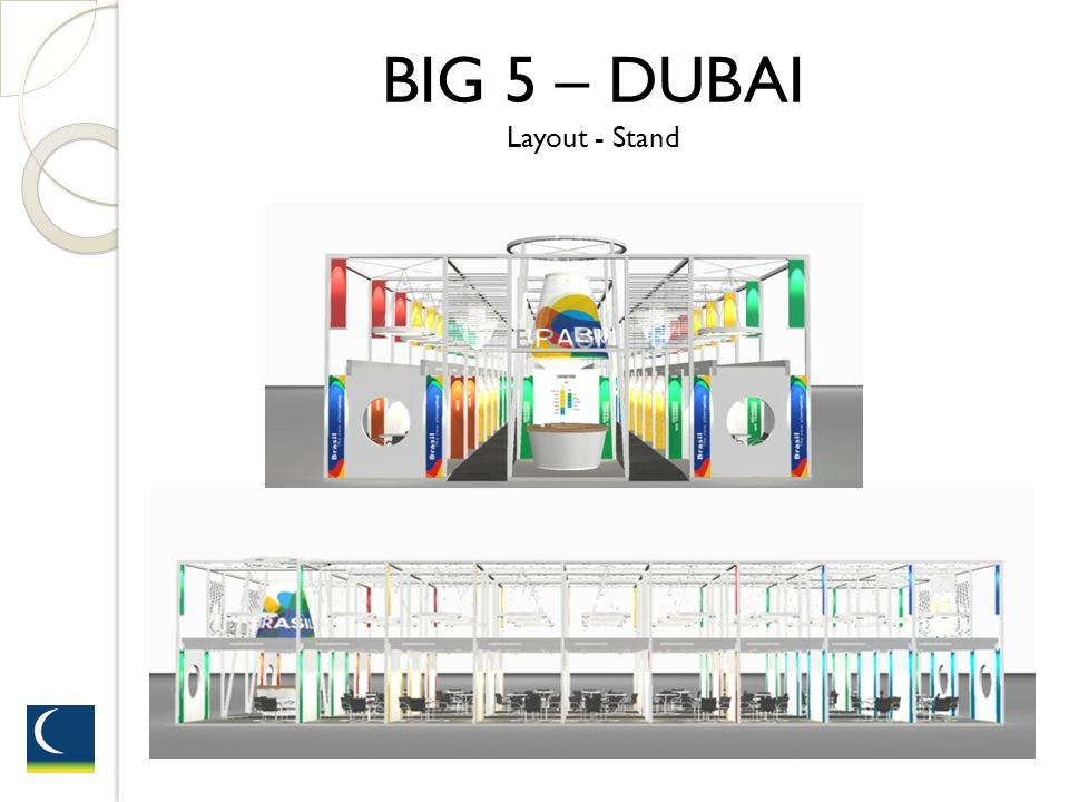 BIG 5 – DUBAI Layout - Stand