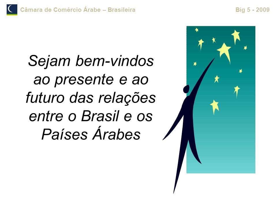 ao presente e ao futuro das relações entre o Brasil e os Países Árabes