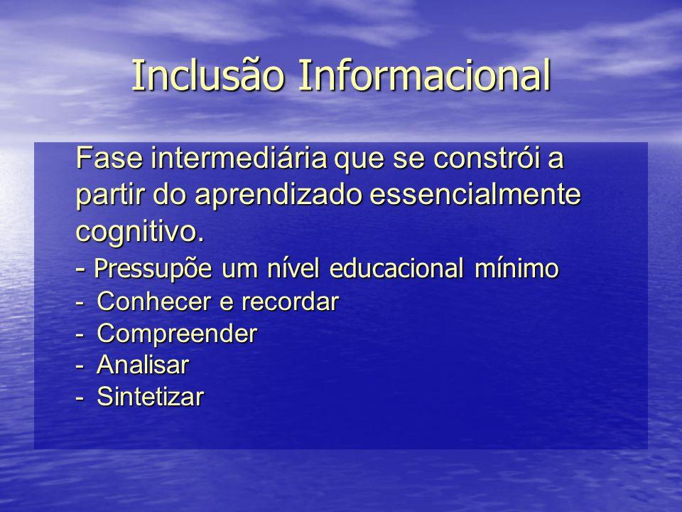 Inclusão Informacional