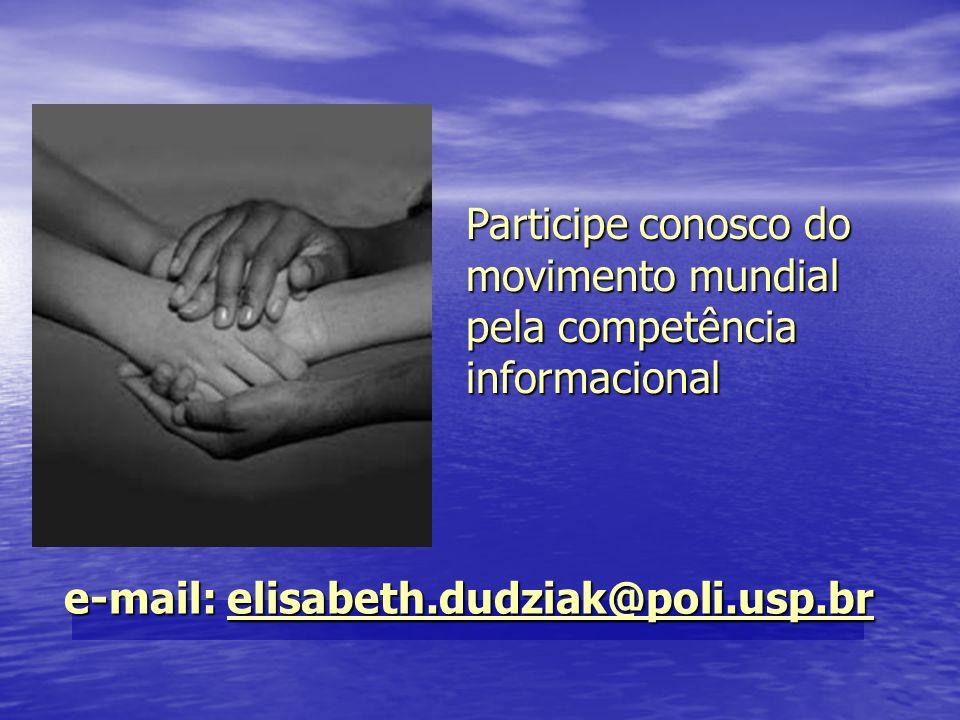 e-mail: elisabeth.dudziak@poli.usp.br