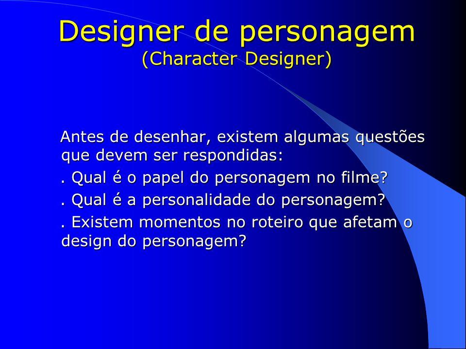 Designer de personagem (Character Designer)