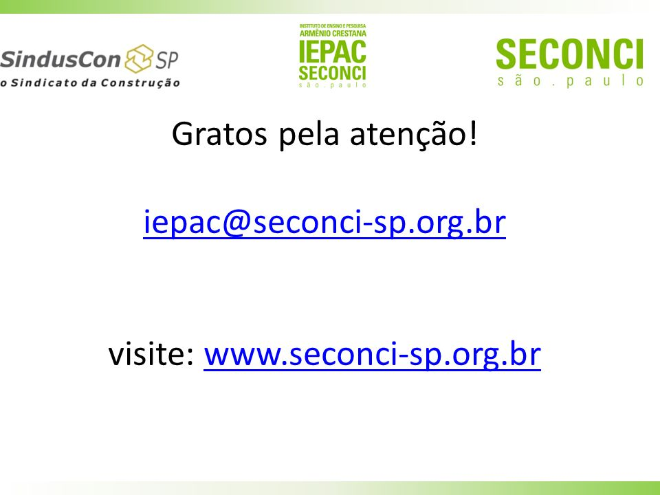 visite: www.seconci-sp.org.br