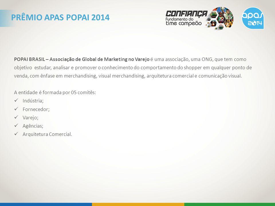 PRÊMIO APAS POPAI 2014