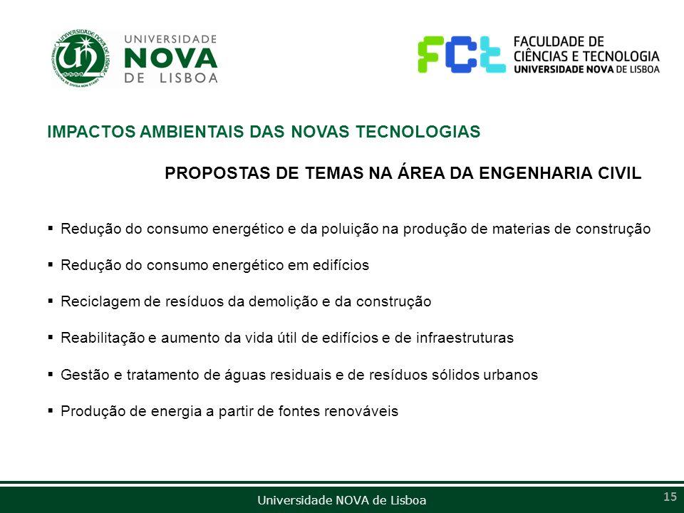 IMPACTOS AMBIENTAIS DAS NOVAS TECNOLOGIAS