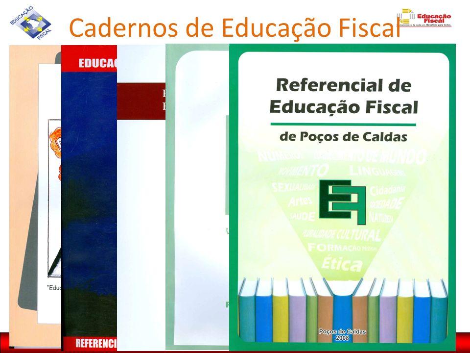Cadernos de Educação Fiscal