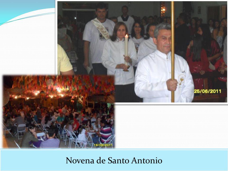 Novena de Santo Antonio