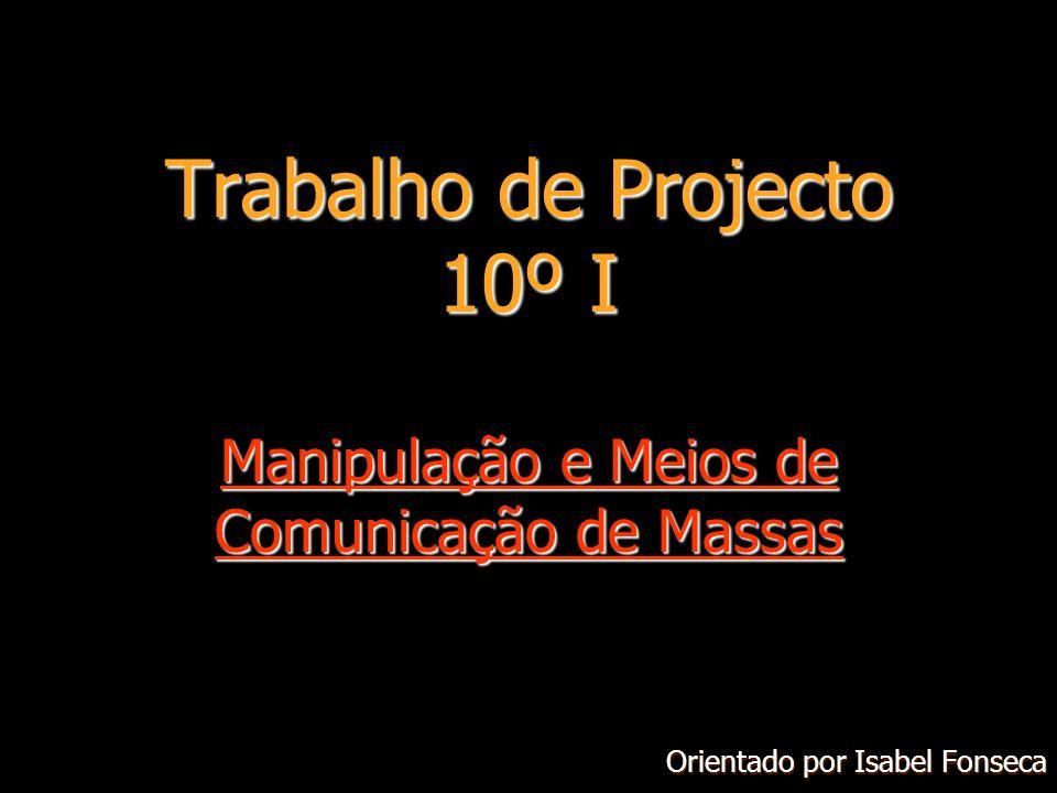 Orientado por Isabel Fonseca
