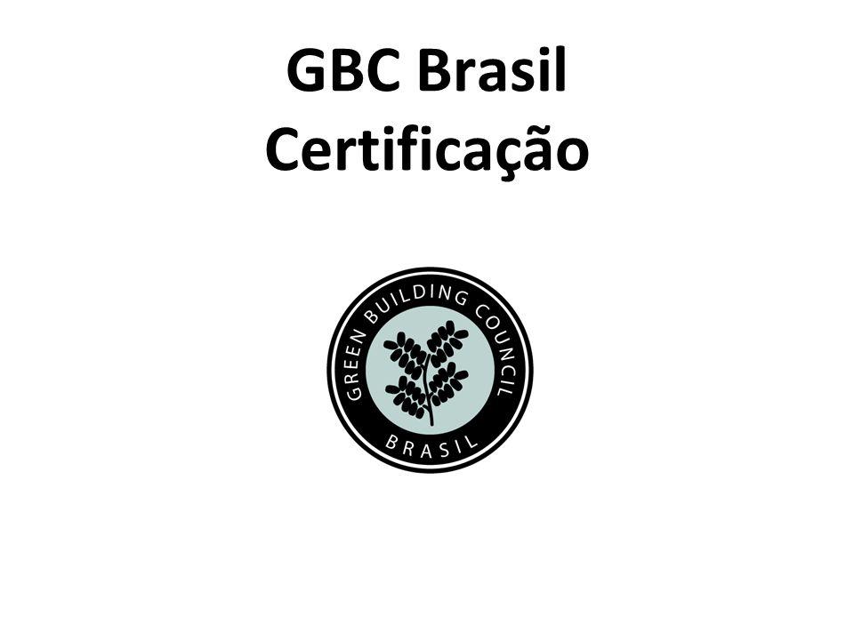 GBC Brasil Certificação